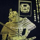 GOLD SAMURAI New RONIN Hoodie Sweatshirt L/XL Black NWT