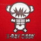 X RAY New Cisse Bear Party Club T-Shirt Asian M L XL