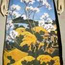 FUGAKU SANJUROKEI Japanese Hokusai Ukiyoe Art Print Freesize Wrap Art Skirt S-XL