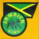 JAMAICA KING Roots Rasta REGGAE T-Shirt S,M,L,XL,XXL