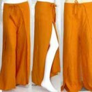 3 pairs Thai Sexy FREESIZE Rayon WRAP Pants Many Colors Wholesale Lot