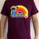RAINBOW CHEDDAR New CISSE T-Shirt Asian XL Purple BNWT!
