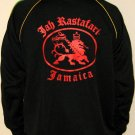 JAH RASTAFARI JAMAICA New Retro Roots REGGAE Track Jacket L