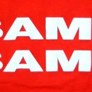 SAME SAME (BUT DIFFERENT) Fun New Thai T-Shirt M Red