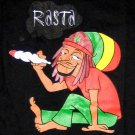 Spliff Smokin Natty RASTA New REGGAE T-shirt M L XL Blk