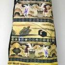 USAGI FOLKLORE Japan Ukiyoe Art Print Cotton Wrap Skirt Freesize S-XL