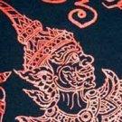 Thai RAMASOON Thunder God Magic Sak Yant Tattoo Shirt Singlet TANK TOP Misses M Medium