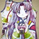 DENSHIN New Japan Anime Girls Ladies Shirt TANK TOP L