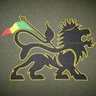 CONQUERING JUDAH LION New REGGAE T-shirt S M L XL XXL