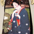 GEISHA with TEA Japan Freesize Cotton Wrap Skirt S-XL