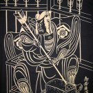 RONIN Japan SAMURAI ARCHER Tokyo Yakuza T-Shirt L Large Black