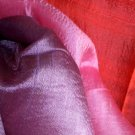 Thai Silk Fabric Scarf Shawl CRIMSON ROSE PURPLE 6-13
