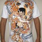 FUJIN Japan God of Wind New Irezumi Tattoo T Shirt XL