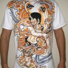 FUJIN Japanese God of Wind New Irezumi Tattoo T Shirt M