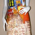 Van Gogh BEDROOM in ARLES Art Print Dress S Small 4-6