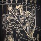 RONIN Japan SAMURAI ARCHER Tokyo Yakuza T-Shirt S Small Black