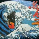 YAKUZA SURFING JAPAN New RONIN Surf T-Shirt XL #3 BNWT!