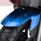 Kawasaki Ninja 650R ER6n ER6f Front Fender Metallic Island BLUE OEM Part 35004-0110-15W 09 10 11
