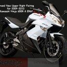 Kawasaki 55028-0235-15S Ninja 650R ER6f OEM Right UPPER Fairing WHITE 2009 2010 2011