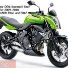 Kawasaki Ninja 650R ER6f ER6n New OEM Seat 09 10 11