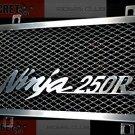 Kawasaki Ninja 250R EX250 Aluminum Radiator Guard 2008-2011