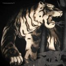 TIGER in BAMBOO Ronin Japan Yakuza T-Shirt L Large Black