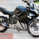Kawasaki Ninja 650R ER6f OEM Lower Right Fairing SILVER Part Number 55028-0239-170 2009 2010 2011