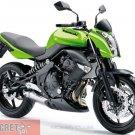 Kawasaki ER6n Ninja 650R OEM Right STAY STEP Genuine Part 35063-0523-26M 09-11