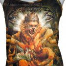 NARASIMHA VISHNU Hindu Art Shirt TANK TOP Misses XL