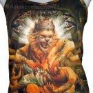 NARASIMHA VISHNU Hindu Art Print Shirt TANK TOP Misses Size S Small