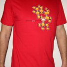 GENETICALLY GAMER New CISSE T-Shirt Asian M Red BNWT!