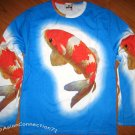 BIG FISH Lucky KOI Beautiful New LONG SLEEVE T-Shirt Unisex M