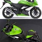 Kawasaki Ninja 250R EX250 OEM 36040-0063-6Z COVER-TAIL,CNT,F.BLACK 2008-2012