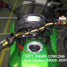 Kawasaki Ninja 650R ER6f OEM Original COWLING INNER LH Left 55028-0247 2009 2010 2011