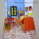 Van Gogh BEDROOM in ARLES Art Print Dress XL 16-18