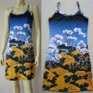 FUGAKU Sanjurokkei New Hokusai UKIYOE Japan Art Print Dress L 12-14