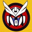 MR ROBOTO Japan Punk Rock NORTH DRAGON T-Shirt L Large Yellow