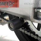 Kawasaki Swing Arm Paddock Stand Spools 10mm 1.25 pitch Ninja 650R ER6n Versys More