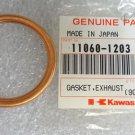 KAWASAKI 11060-1203 Exhaust Pipe Header Gasket KE KLX KL ZX Ninja 1992-2012
