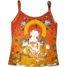 GUANIM Buddhist Goddess of Mercy Hindu Art Shirt Singlet TANK TOP XL