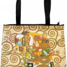 Gustav Klimt THE EMBRACE Art Bag Purse Messenger Tote S Small