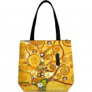 TREE OF LIFE Gustav Klimt Art Print Bag Purse Tote S Small