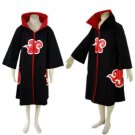 Naruto Akatsuki cosplay costumes Uchiha itachi Cloak