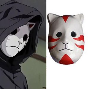 Naruto cosplay anbu mask