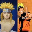 Naruto Uzumaki Naruto Cosplay Wig