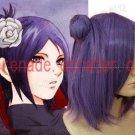 naruto Akatsuki Konan cosplay wig