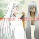 Bleach Ukitake Jyushirou Cosplay Wig