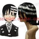 Soul Eater Kid Cosplay Wig