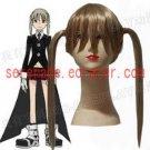Soul Eater Maka Albarn Flax Cosplay Wig