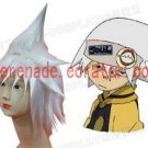 Soul Eater Soul Cosplay Wig